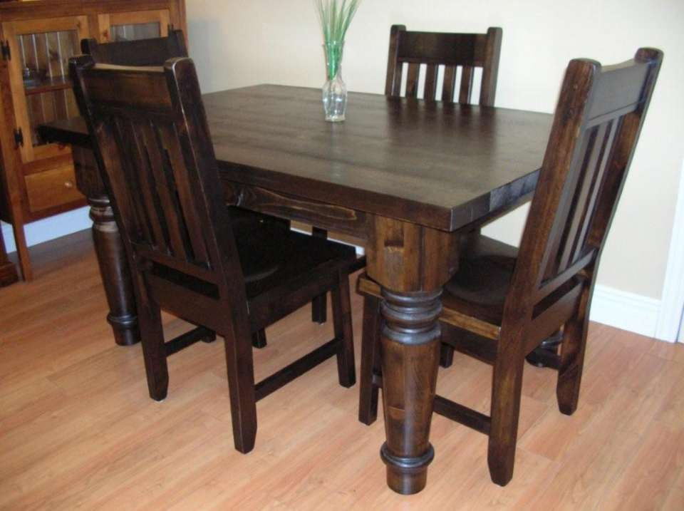 Solid Wood Mennonite Dining Room Furniture Hart S Country